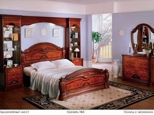 Мебель для спальни фото 5