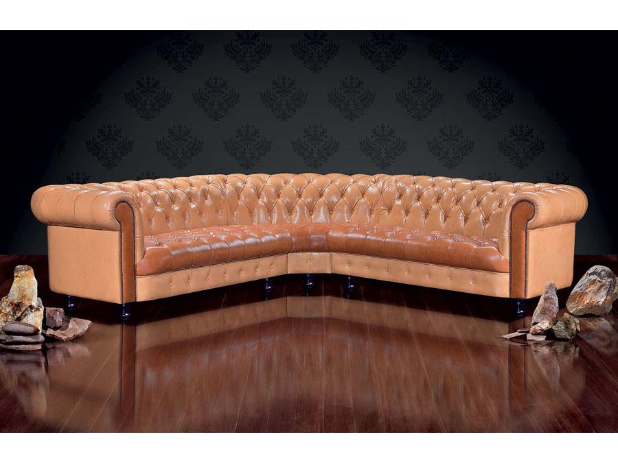 Мягкая мебель честерфилд