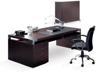 Кабинет руководителя, комплект мебели для