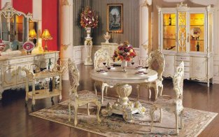 Dining room china cabinet sets