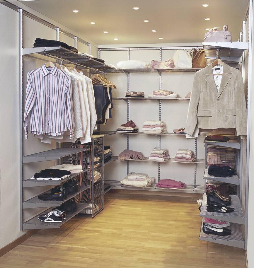Металлическое наполнение для шкафов-купе и гардеробных - каб.