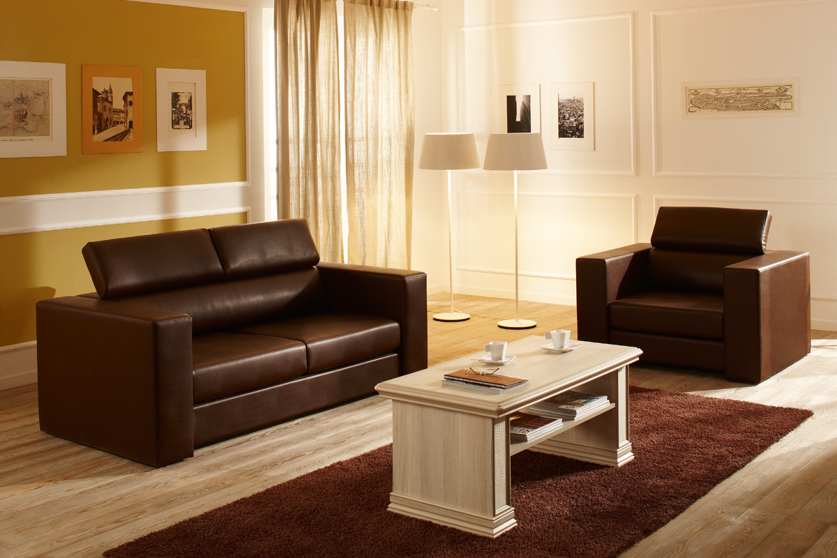 Мягкая мебель в офис гранд мягкая