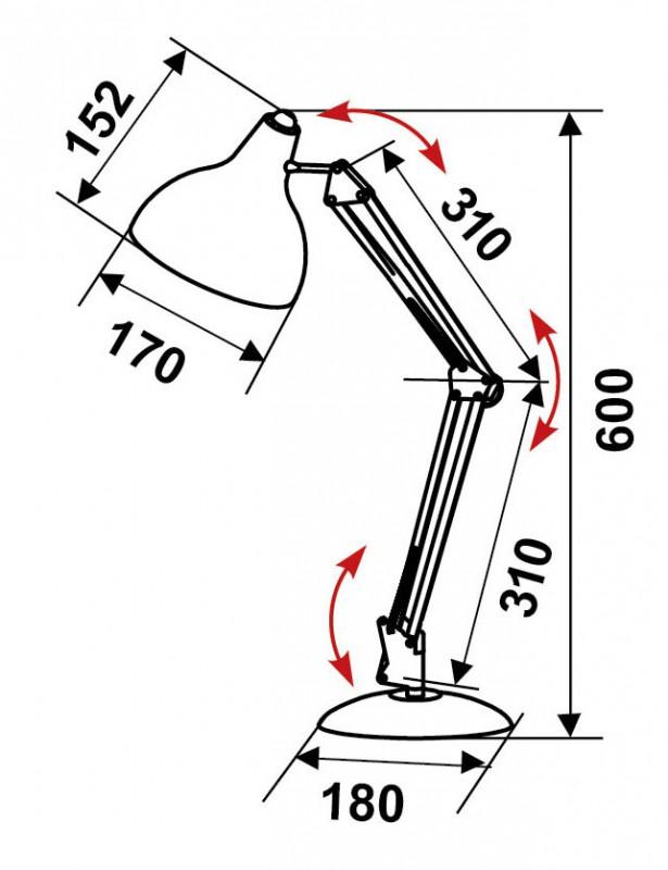 Светильник с дерева  чертеж
