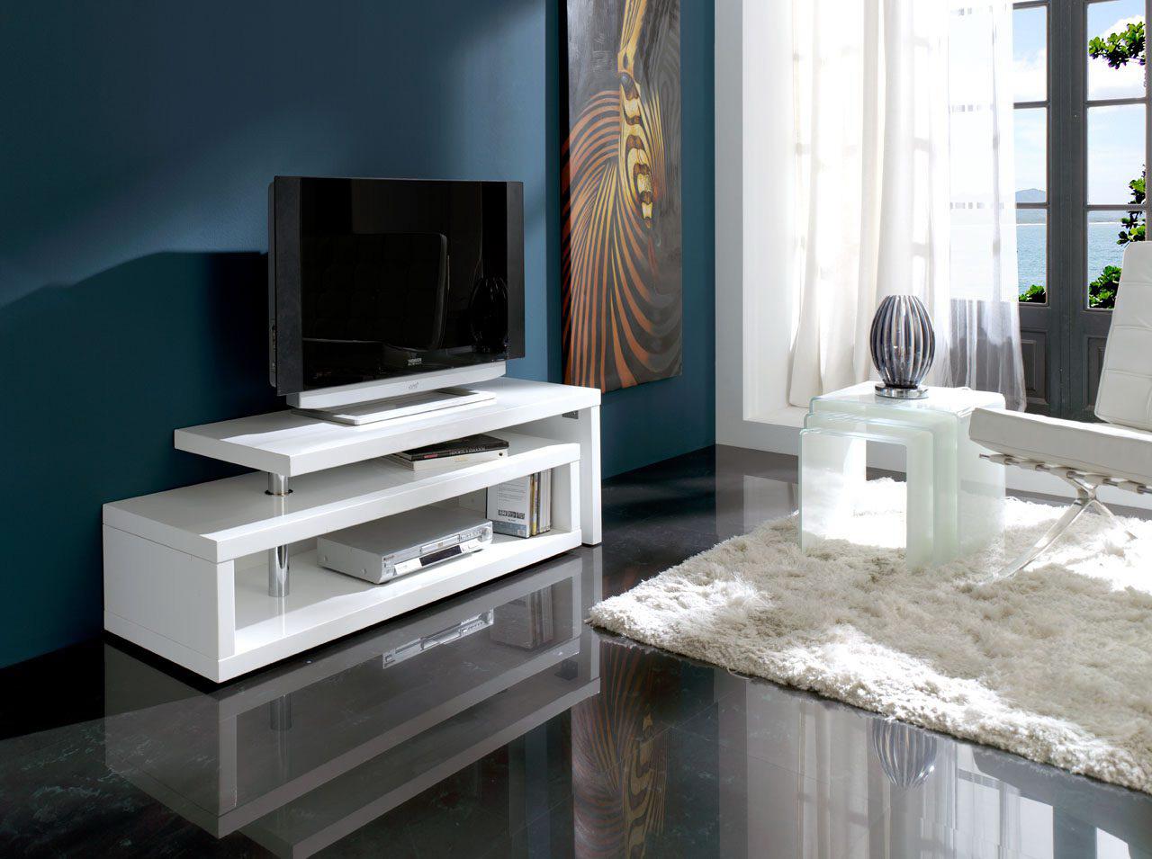 Тумбочки под телевизор в современном стиле фото
