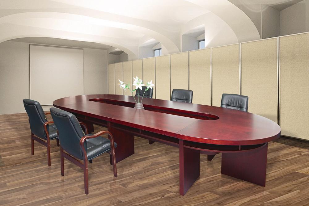 круглые офисные столы фото