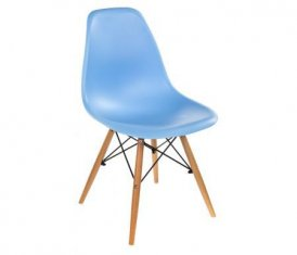 Стул Eames Style DSW Chair Blue
