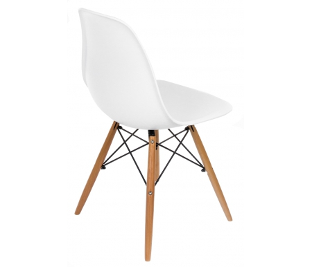 Стул Eames Style Dsw Chair White
