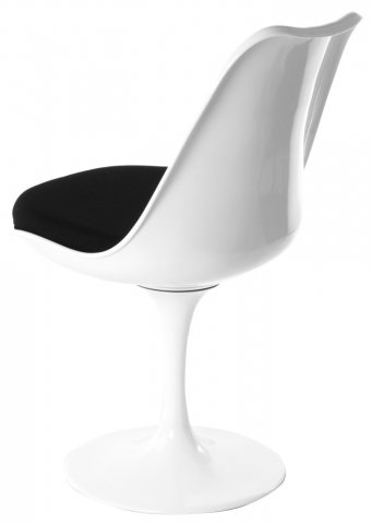 Стул Eero Saarinen Style Tulip Chair Black